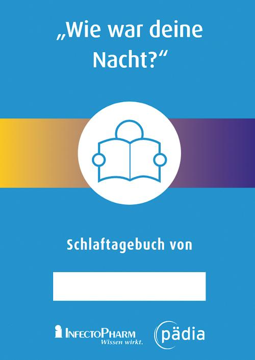 Cover Schlaftagebuch