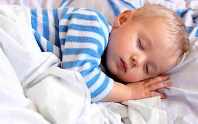 Selbständig einschlafen