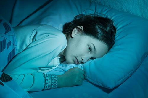 Autismus - Schlafstörung